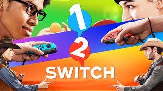 1-2-Switch: Details zu den Minispielen auf der offiziellen Homepage