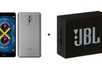 Amazon: Honor 6X kaufen und JBL Go Bluetooth-Lautsprecher gratis dazu bekommen