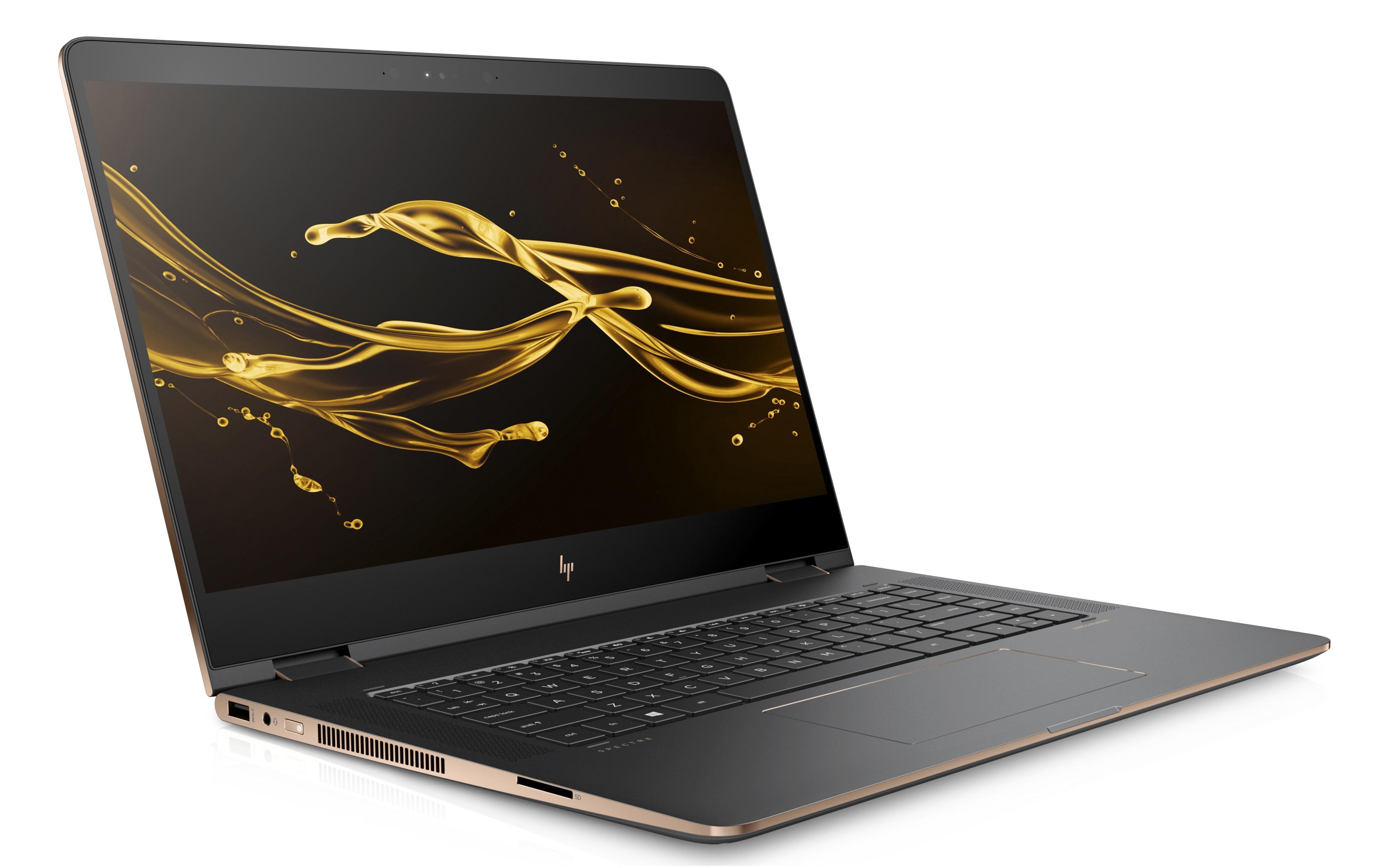 HP Spectre x360 15 6 2017