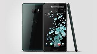 HTC U Ultra Sapphire Edition: Dank Saphirglas nahezu unzerkratzbar