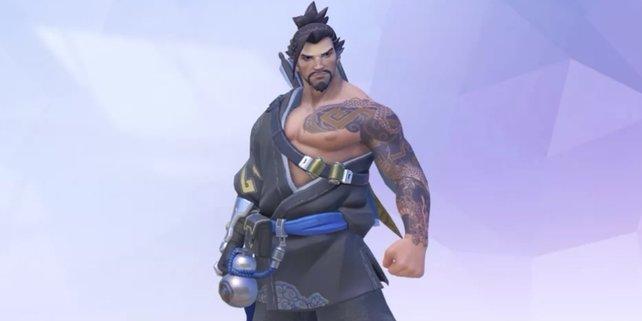Overwatch Hanzo kontern