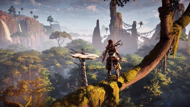 Horizon Zero Dawn: Das Exklusivspiel hat eine Alterseinstufung der USK erhalten