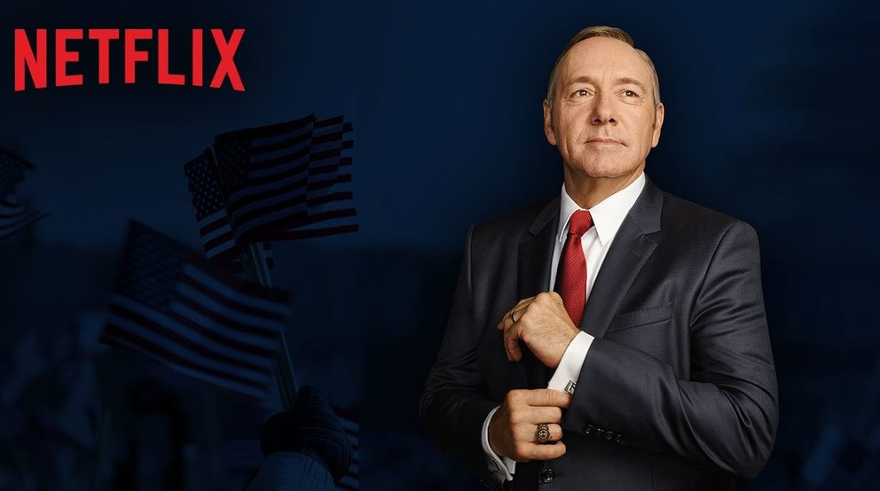 House of Cards Netflix Stream