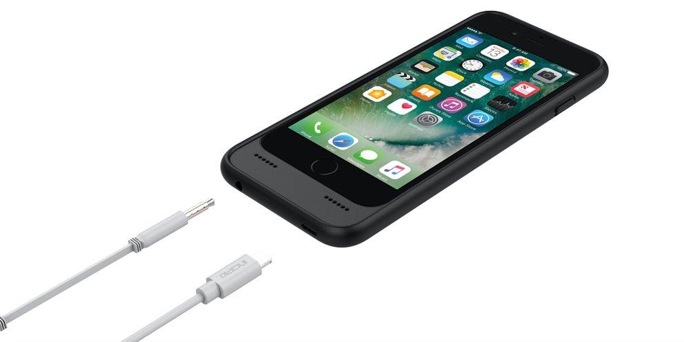 Incipios neue iPhone-7-Hülle bringt die 3,5-mm-Klinke zurück