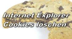 Die Internet Explorer Cookies löschen