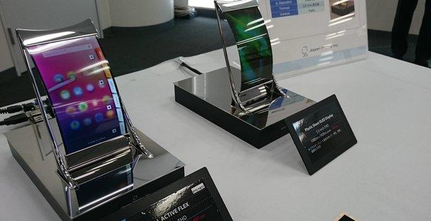 Zukünftige iPhones möglicherweise mit gebogenen LCD-Panels