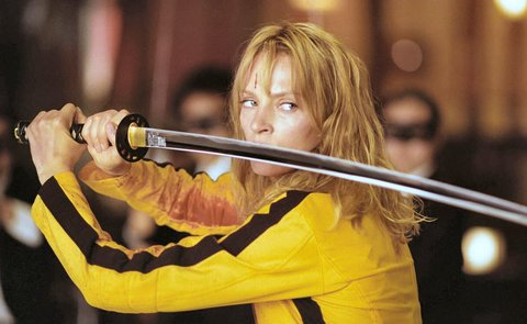 Kill Bill 3 Uma Thurman