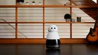 Kuri: Niedlicher Roboter von Bosch für die Familie
