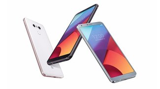 LG G6 vorgestellt: Wasserdichtes Flaggschiff-Smartphone mit 18:9-Display und Google Assistant