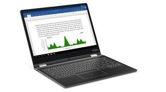 Lenovo Yoga A12: Größere und günstigere Version des Yoga Book geleakt