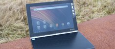 Lenovo Yoga Book im Test: Android-Convertible aus der Zukunft