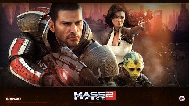 Mass Effect 2: EA verschenkt gerade das Sci-Fi-Rollenspiel für lau