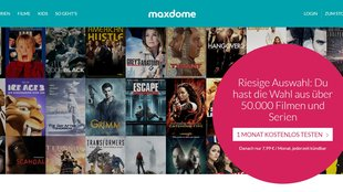 maxdome-Login am PC und per App: Hier geht's zum Video-on-Demand-Account