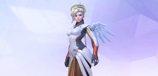Overwatch Mercy kontern