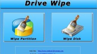 MiniTool Drive Wipe – Löscht Festplatten und Partitionen