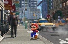 Super Mario Odyssey: So würde...