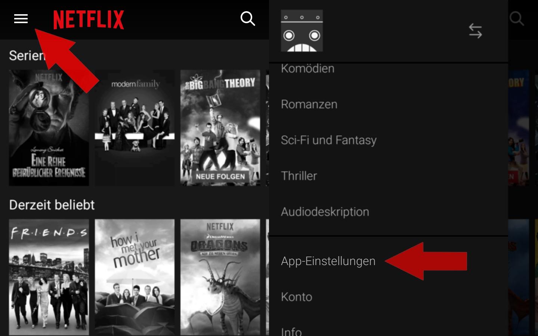 Netflix Filme Speichern