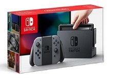 Nintendo Switch: Maße und...
