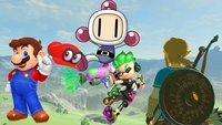 Nintendo Switch: Stetiger Software-Nachschub versprochen