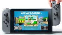 Nintendo Switch: Virtual Console-Spiele möglicherweise übertragbar