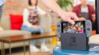 Nintendo Switch: Foto der Benutzeroberfläche geleaked