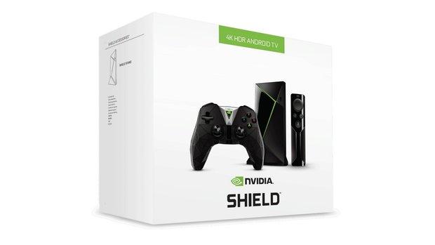 Shield TV (2017) unterstützt offenbar PS3-, PS4- und XBox One S Controller