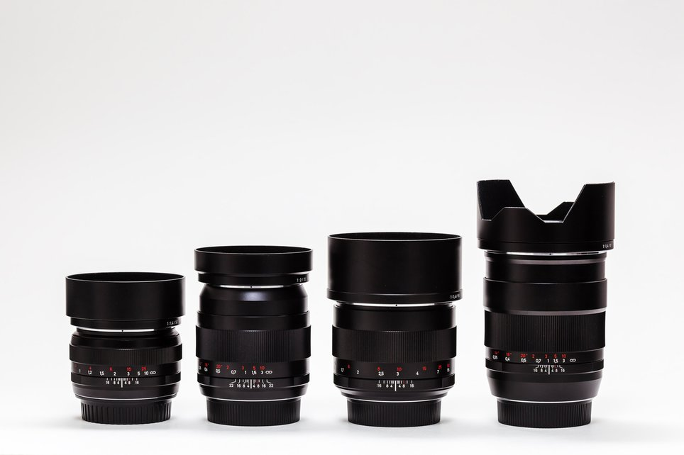 number of expensive lenses in row