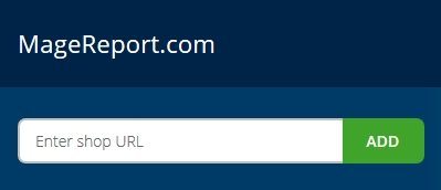 Online-Skimming MageReport Shop-URL