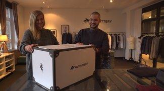 Gewinne mit GIGA und Outfittery ein Smartphone und das passende Outfit