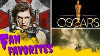 Resident Evil, Hacksaw Ridge & unsere Oscar-Favoriten  - Fan Favorites 5.4