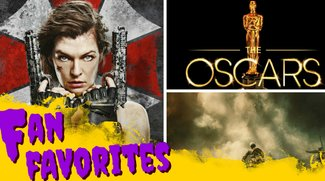 Resident Evil, Hacksaw Ridge & unsere Oscar-Favoriten  - Fan Favorites 5.4