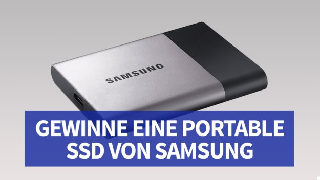 Gewinne rechtzeitig zur DreamHack 2017 eine Portable SSD T3 500 GB von Samsung
