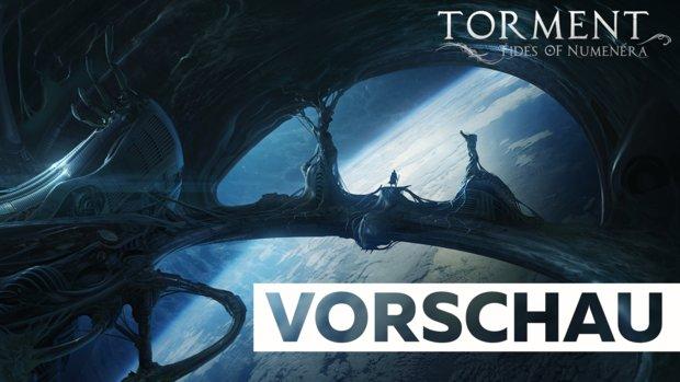 Torment - Tides of Numenera: Die Rollenspiel-Hoffnung in der Vorschau