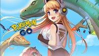 My Dinosaur Go: Das ist der Pokémon GO-Klon mit der Ark-Lizenz