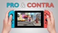 Warum ich Nintendo Switch vorbestellt habe [Kommentar]