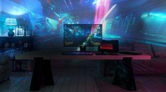 Project Ariana: Razer projiziert Spiele ins ganze Zimmer