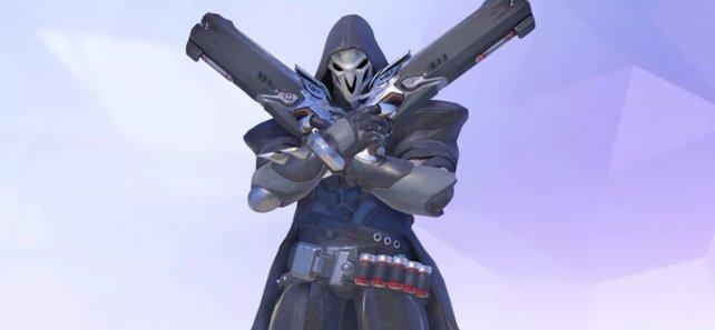 Overwatch Reaper kontern