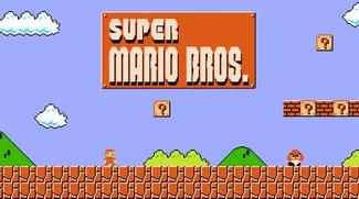 Super Mario Bros.: Gamer findet eigenes Spiel nach 18 Jahren im Retro-Shop wieder
