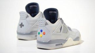 Diese coolen SNES-Sneaker machen alle Retro-Freunde neidisch