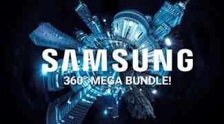 Samsung Mega Bundle: Galaxy S7 (edge) + Gear Fit 2 mit 2 GB LTE, Allnet- / SMS- & EU-Roaming-Flat für 35 € pro Monat