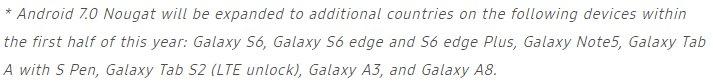 Samsung-Android-7.0-Nougat-Updates-Liste