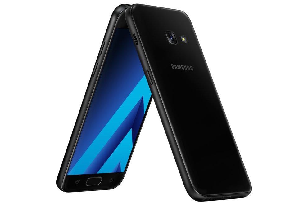 Samsung Galaxy A3 2017 schwarz_01