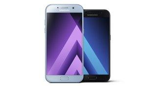 Samsung Galaxy A3 und A5 (2017) können vorbestellt werden