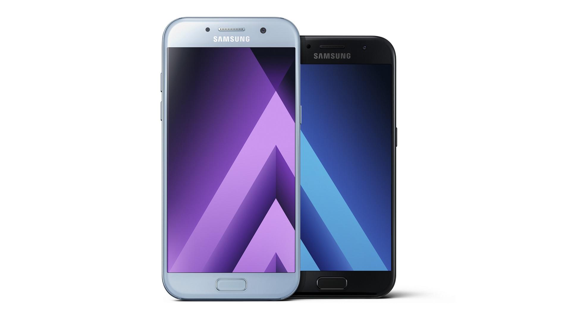 Samsung Galaxy A3 und A5 2017 Verfrühter Marktstart mit niedrigeren Preisen – GIGA