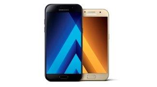 Samsung Galaxy A3 und A5 (2017) vorgestellt: Wasserdichte Mittelklasse zum attraktiven Preis