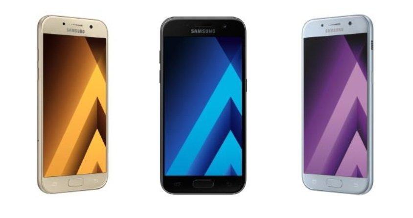 Samsung Galaxy A3 A5 2017
