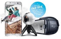 Samsung-Aktion: Gear 360 und...