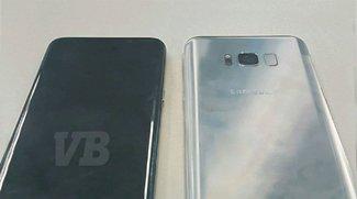 Samsung Galaxy S8: Erstes echtes Foto, technische Daten, Preise und mehr geleakt