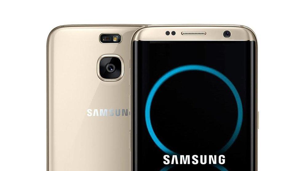 Samsung Galaxy S8 erhält mehr Speicherplatz