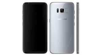 Samsung Galaxy S8: Renderbild soll finales Design zeigen